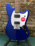 Fender Squier Bullet Mustang HH Imperial Blue NOS