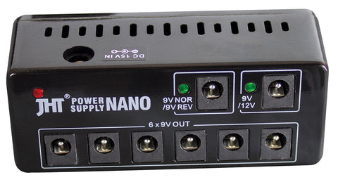 Power Supply Nano Multi Pedal