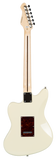 Revelation RJT60 Offset Body Electric Guitar Vintage White / Fiesta Red