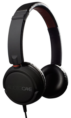 TGI Audiocake Headphones Black