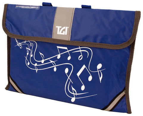 TGI Music Carrier Blue