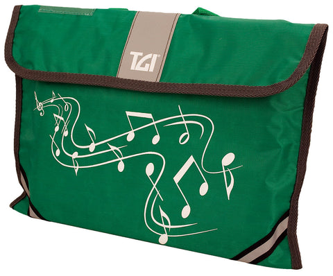 TGI Music Carrier Green