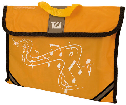 TGI Music Carrier Yellow