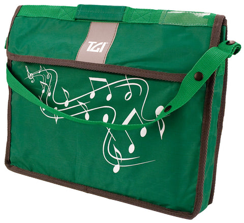 TGI Music Carrier Plus Green