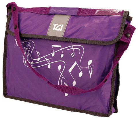 TGI Music Carrier Plus Purple