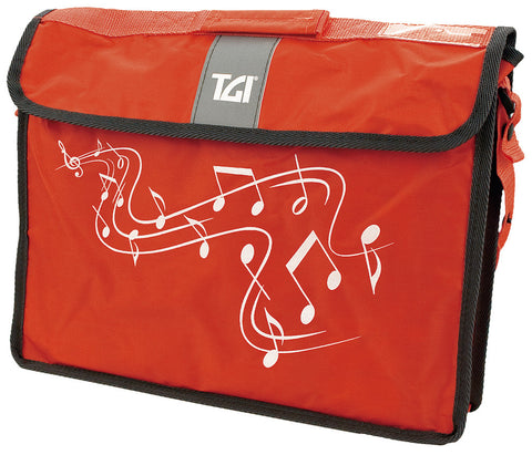 TGI Music Carrier Plus Red