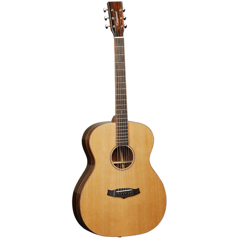 Tanglewood TWJF E Java Series Orchestra Electric Solid Cedar Top