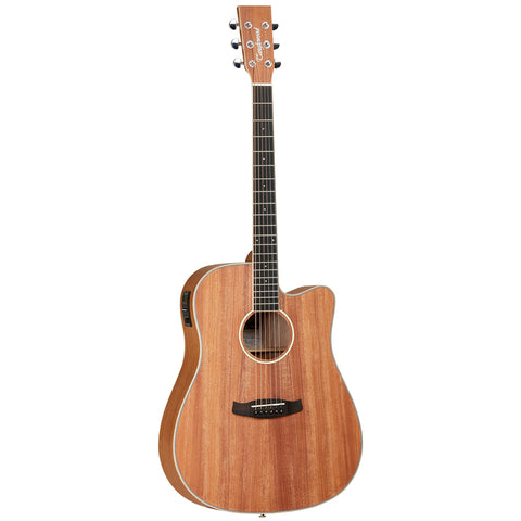 Tanglewood TWU DCE Union Dreadnought Cutaway Solid Top