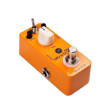 Mooer Ultra Drive Distortion Pedal