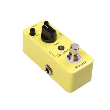 Mooer Yellow Comp Opitcal Compressor Pedal