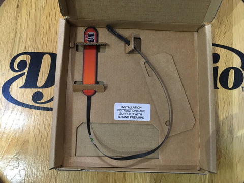 B Band 1470 Transducer Pick Up NOS