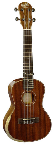 Barnes and Mullins BMUK5C Gloss Walnut Concert Ukelele