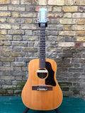 Gibson B45-12 Vintage 12 String Dreadnought 1973-5 Pre Owned LR Baggs Pickup