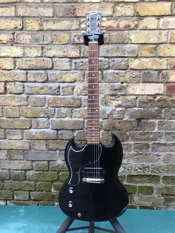 Gibson USA SG Junior Ebony Left Handed 2011