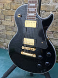 Burny Fernandes RLC-55 BL Black and Gold Custom