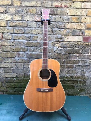 Takamine DF-319S Dreadnought 1975 Lawsuit Era Made In Japan