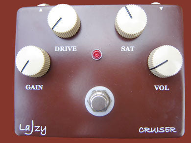Lazy J Cruiser Booster / Overdrive Pedal