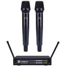 Lewitt LTS240 Dual Dynamic Wireless Microphone System