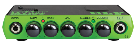 Trace Elliot ELF 200 watt Ultra Compact Bass Head