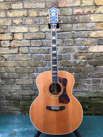 Guild F50R New Hartford Factory USA Jumbo Acoustic Guitar Pre Owned 2009