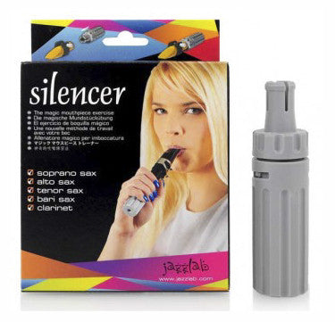 Jazz Lab Silencer for All Woodwind Instruments