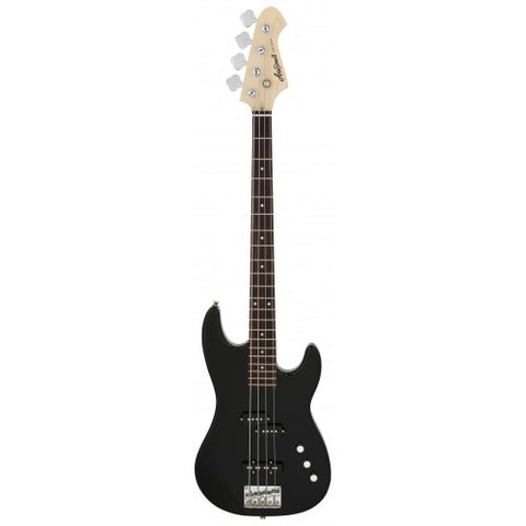 Aria STB-PJ Bass Guitar Black