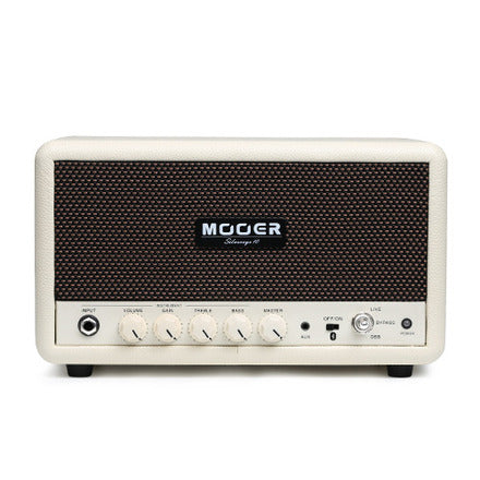 Mooer Silvereye 10 Desktop Retro Guitar Amplifier with Bluetooth