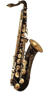 Yanagisawa T990 Tenor Saxophone Black with Gold Keywork pre owned