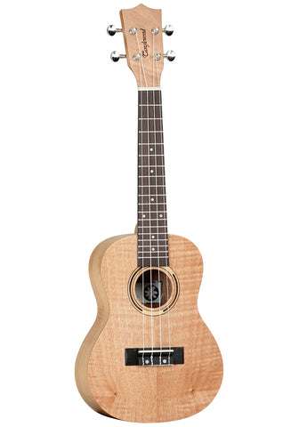 Tanglewood TWT6 Concert Ukelele Flamed Mahogany with Gigbag