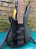 Stagg BC-300LH Fusion Bass Left Handed Black Preowned
