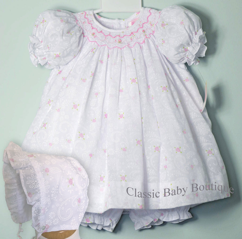 Girls Newborn – Classic Baby Boutique