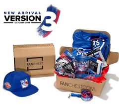 New York Rangers FANCHEST 3