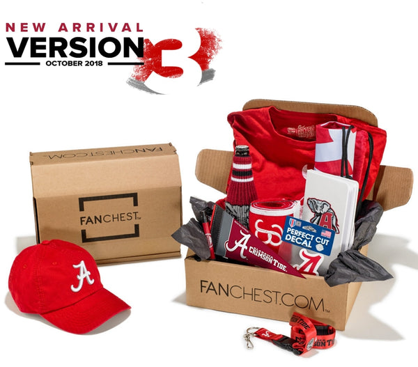 Alabama FANCHEST 3