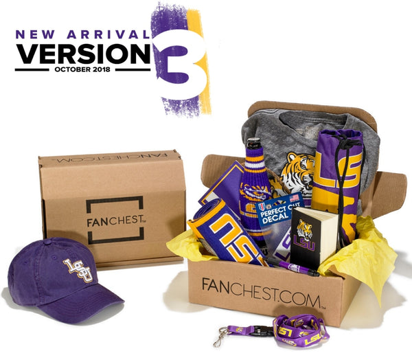LSU FANCHEST 3