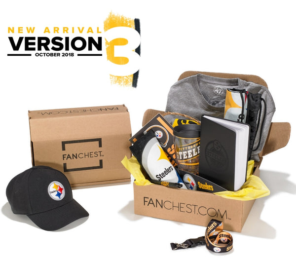 Pittsburgh Steelers FANCHEST 3