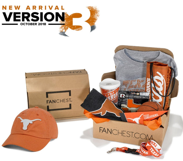 Texas FANCHEST 3