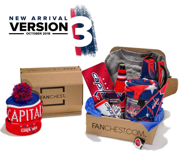 Washington Capitals FANCHEST 3