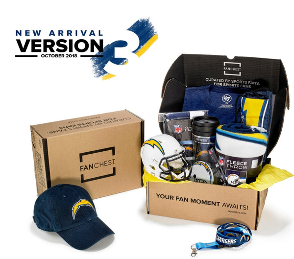 Los Angeles Chargers FANCHEST 3
