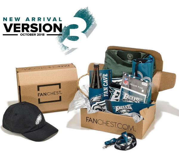 Philadelphia Eagles FANCHEST 3
