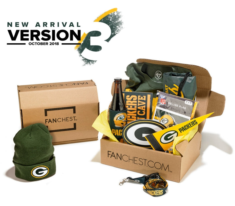 Green Bay Packers FANCHEST 3 29b5b2fd1