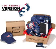 New England Patriots FANCHEST 3
