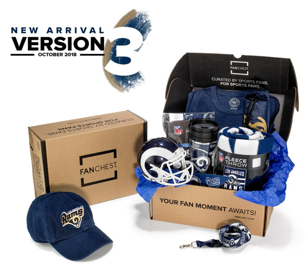 Los Angeles Rams FANCHEST 3