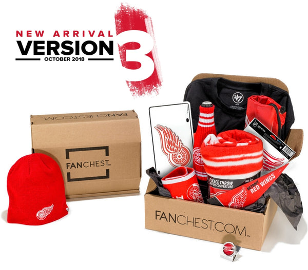 Detroit Red Wings FANCHEST 3