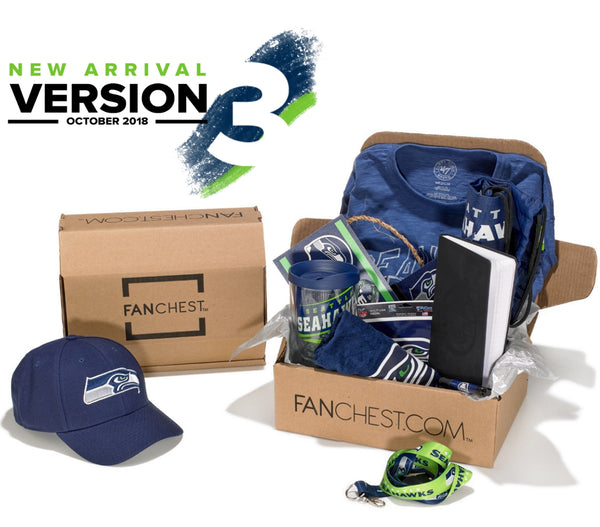 Seattle Seahawks FANCHEST 3