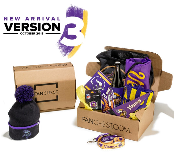 Minnesota Vikings FANCHEST 3