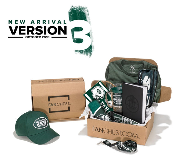New York Jets FANCHEST 3