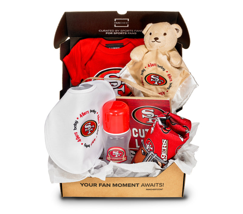 San Francisco 49ers Baby FANCHEST