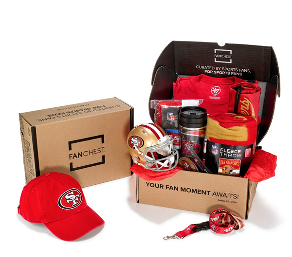 the best attitude cb671 91ef5 San Francisco 49ers Gifts | 49ers Apparel & Gear | FANCHEST