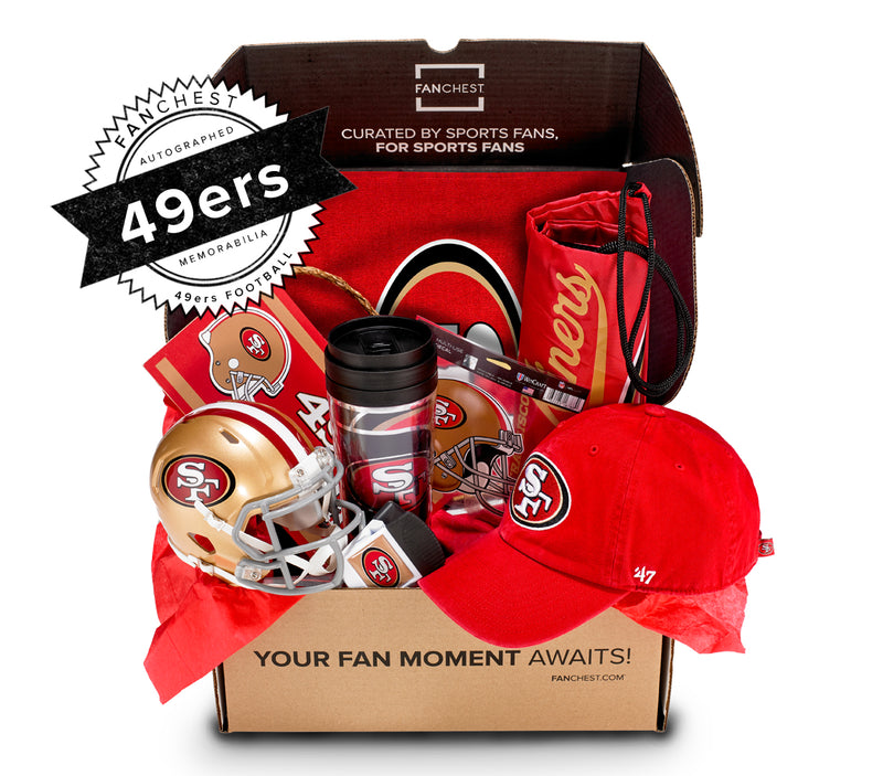 49ers xmas gifts for parents