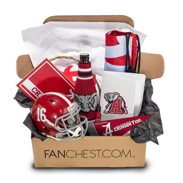 Alabama Crimson Tide FANCHEST